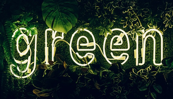Meaning and symbolism of green