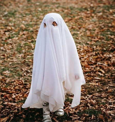meaning of white ghost